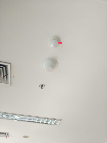 The Automatic Fire Alarm Sensor System
