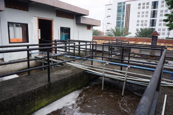 Wastewater Treatment Plant at USU Hospital 2