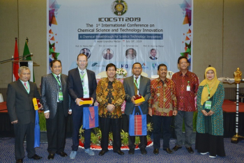 The 1st International Conference on Chemical Sciences and Technology Innovation