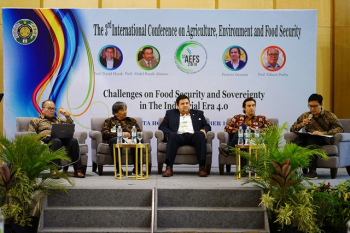 The 3rd International Conference on Agriculture, Environment, and Food Security