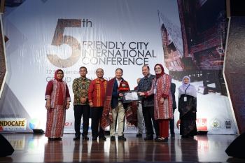 The 5th Friendly City International Conference